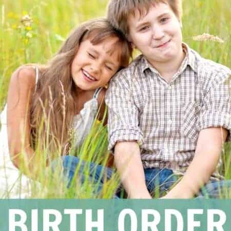 Birth Order: Why You Are the Way You Are