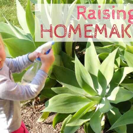 Raising Homemakers (Proverbs 31)
