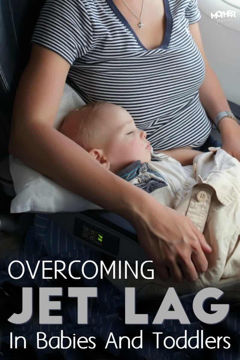 Are Your Children Experiencing Jet Lag? Here Are Some Tips For Dealing With  Baby Jet