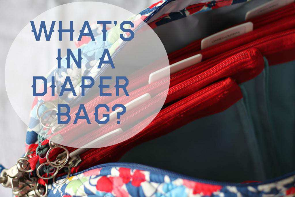 What's in a diaper bag