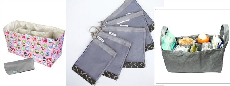 diaper bag dividers
