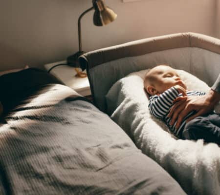 Ultimate Guide To Room Sharing With Your Baby (& Gear You Need)