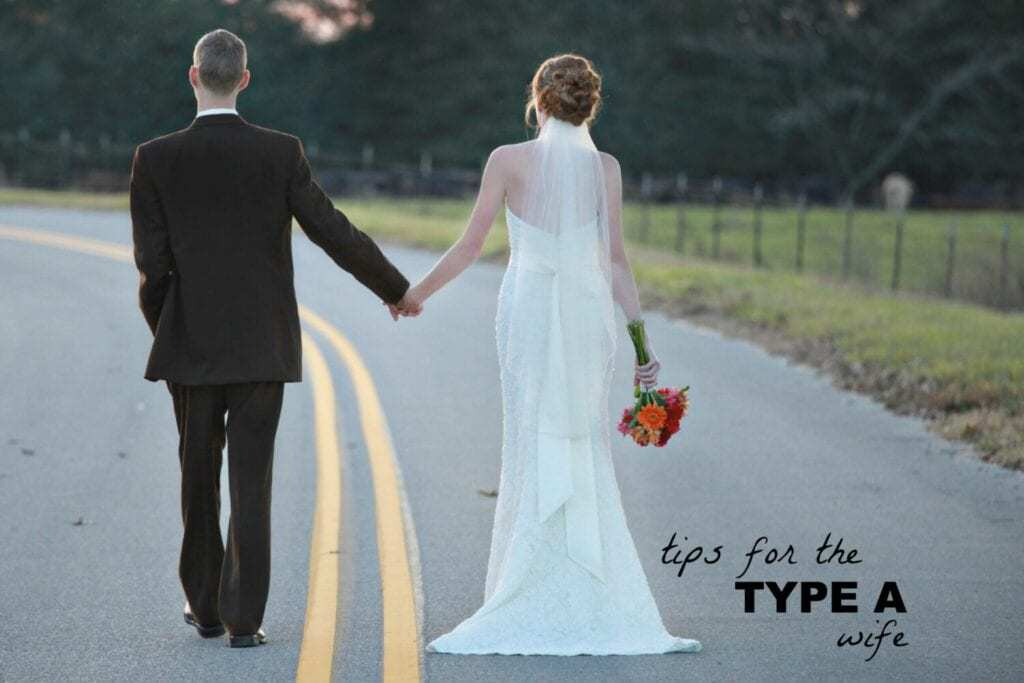Tips of the Type A Wife