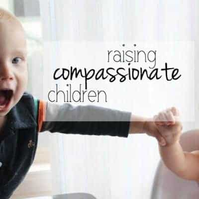 Character training: Compassion