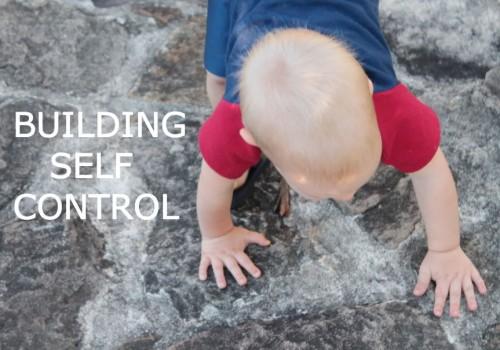building self-control