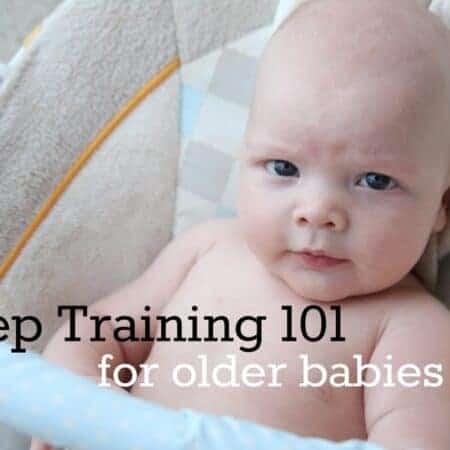 Quick Guide: How To Sleep Train An Older Baby Or Toddler