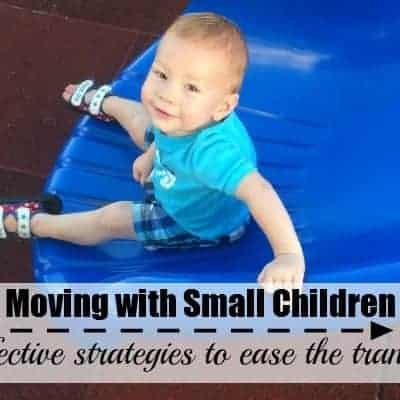 Moving with Small Children: 8 Effective Strategies to Ease the Transition