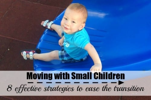 Moving house with small children #moving #tips #children \\ A Mother Far from Home via A Military Wife and Mom