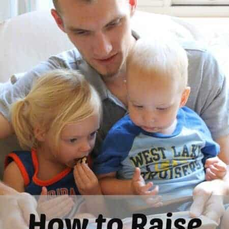How to raise a wise child