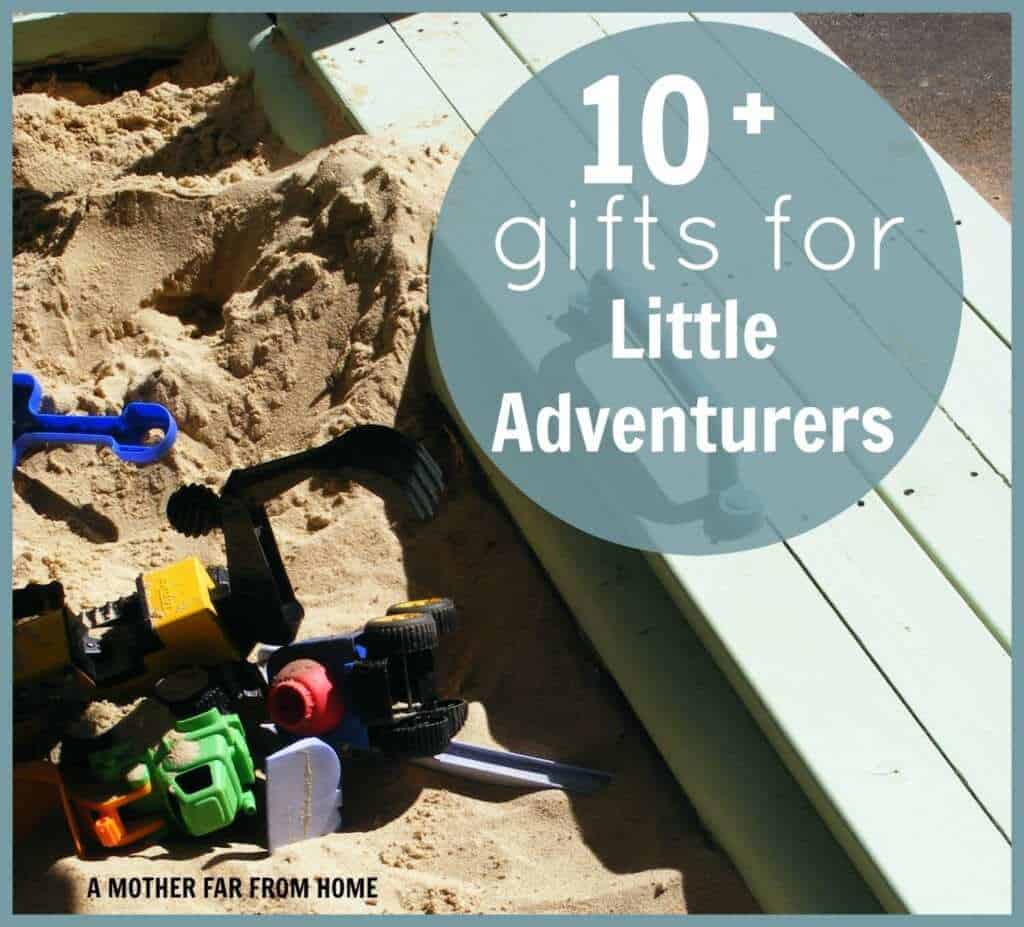 Gifts for young explorers in your family