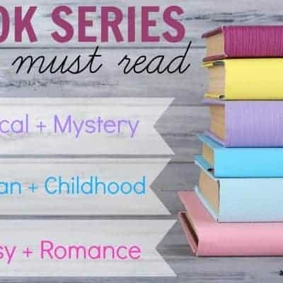 Must Read Book Series for Moms