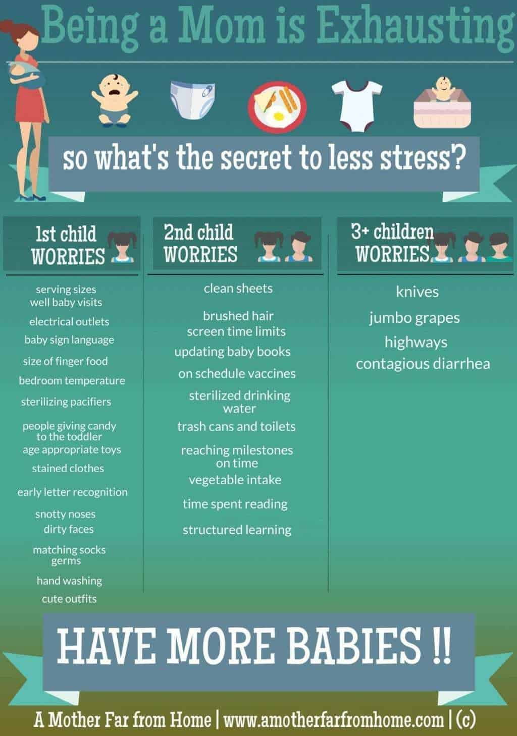 want to know this mom s secret to less stress it s so simple