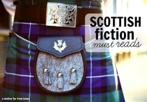 Best Scottish fiction books for women (and not because they're racy)