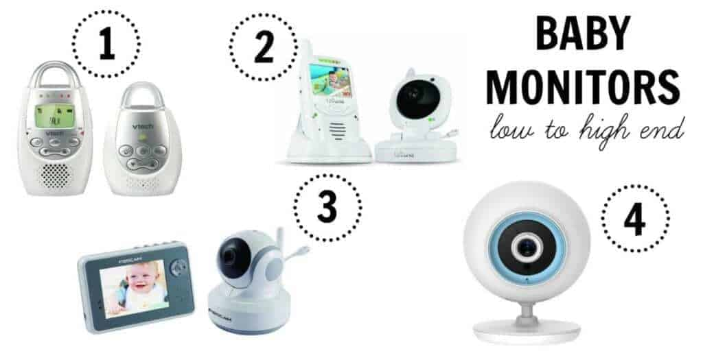 Do I really need a baby monitor? high end to low end baby monitors