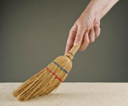 why sweeping things under the rug actually makes problems worse