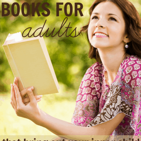 Great Children's Books For Adults