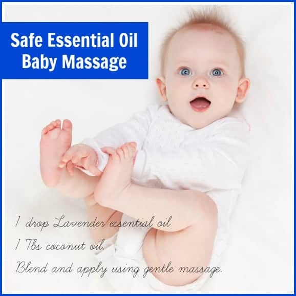 Essential Oils 101 Babies And Toddlers