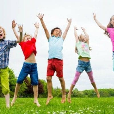 Why Kids Need To Fit In Before They Can Be Themselves