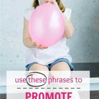 7 Phrases to Encourage Independence in Toddlers and Preschoolers
