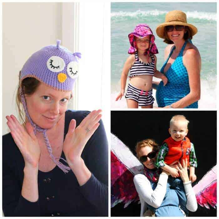 the many hats of motherhood