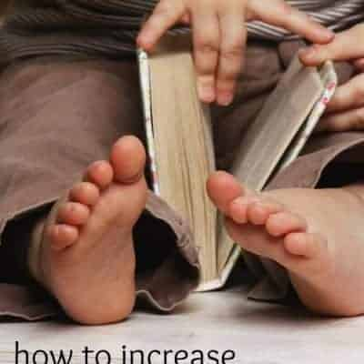 How to increase small children's reading stamina