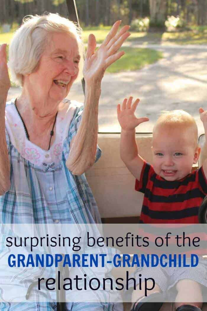 Surprising Benefits of the Grandparent Grandchild Relationship