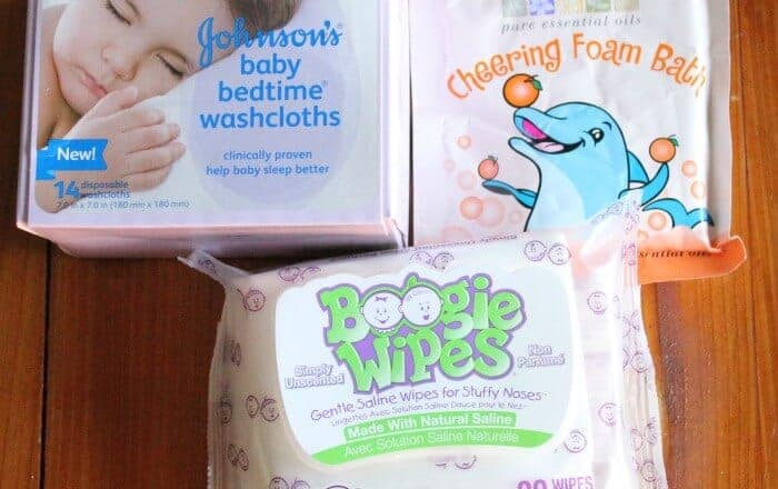 Soothing items as gifts for babies when the mother already has everything else she needs!