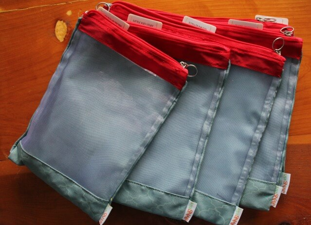 diaper bag organizers