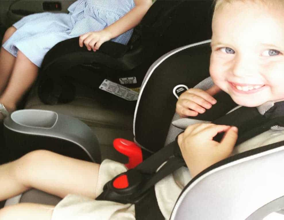 evenflo car seat photo