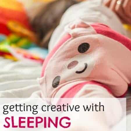 Getting Creative with Sleeping Arrangements