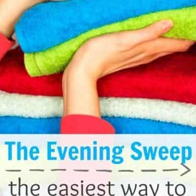 The Evening Sweep