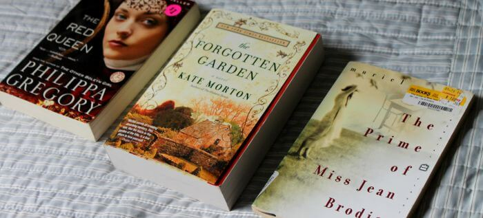 books to read from thrift books