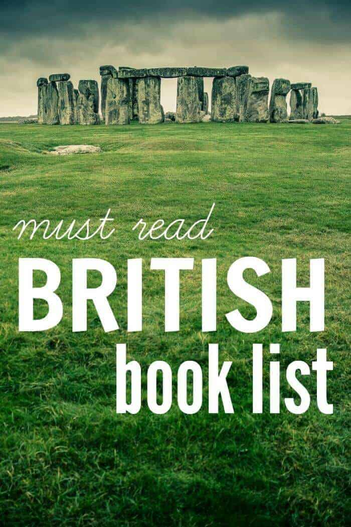 A British book list for moms who love to read Put these on your TBR (to be read) list