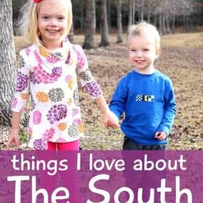 Things I Love About the South
