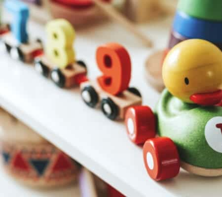 How To Organize, Downsize, & Store Toys So The House Isn't A Mess
