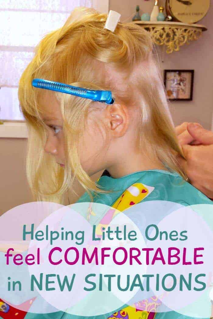Do you have toddlers or preschoolers who act shy or nervous in social settings? Here are some tips to help your little ones feel comfortable - and even confident - in new situations.