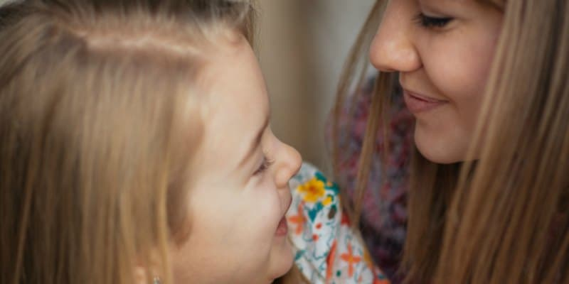 The Key To Being A Calm Mom, No Matter How You Feel