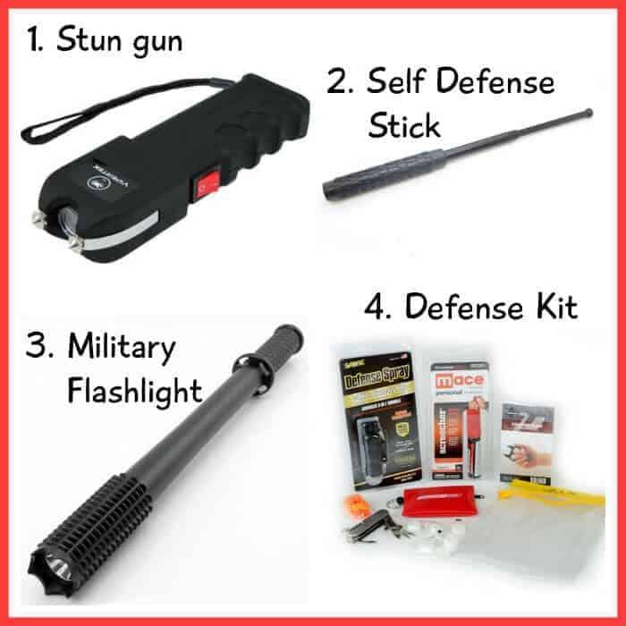 self defense items