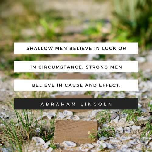 shallow men believe in