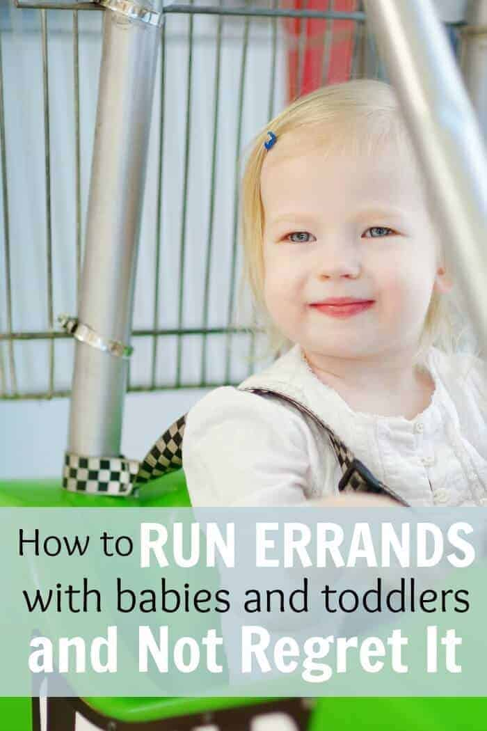 Mothers Of Babies And Toddlers Need To Read These Tips On How Run Errands Without