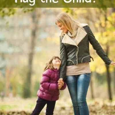 Spare The Rod, Hug The Child?