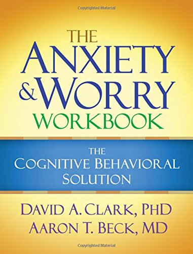 anxiety and owrry workbook