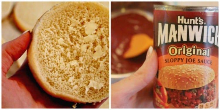 manwich collage