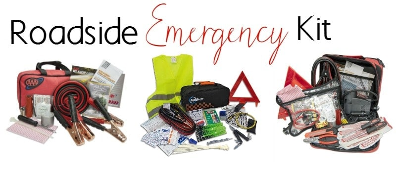 roadside emergency kit