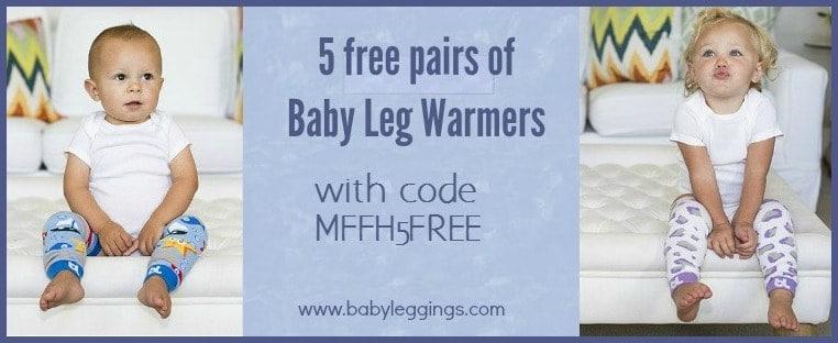 Baby Leg Warmers 750 x 300