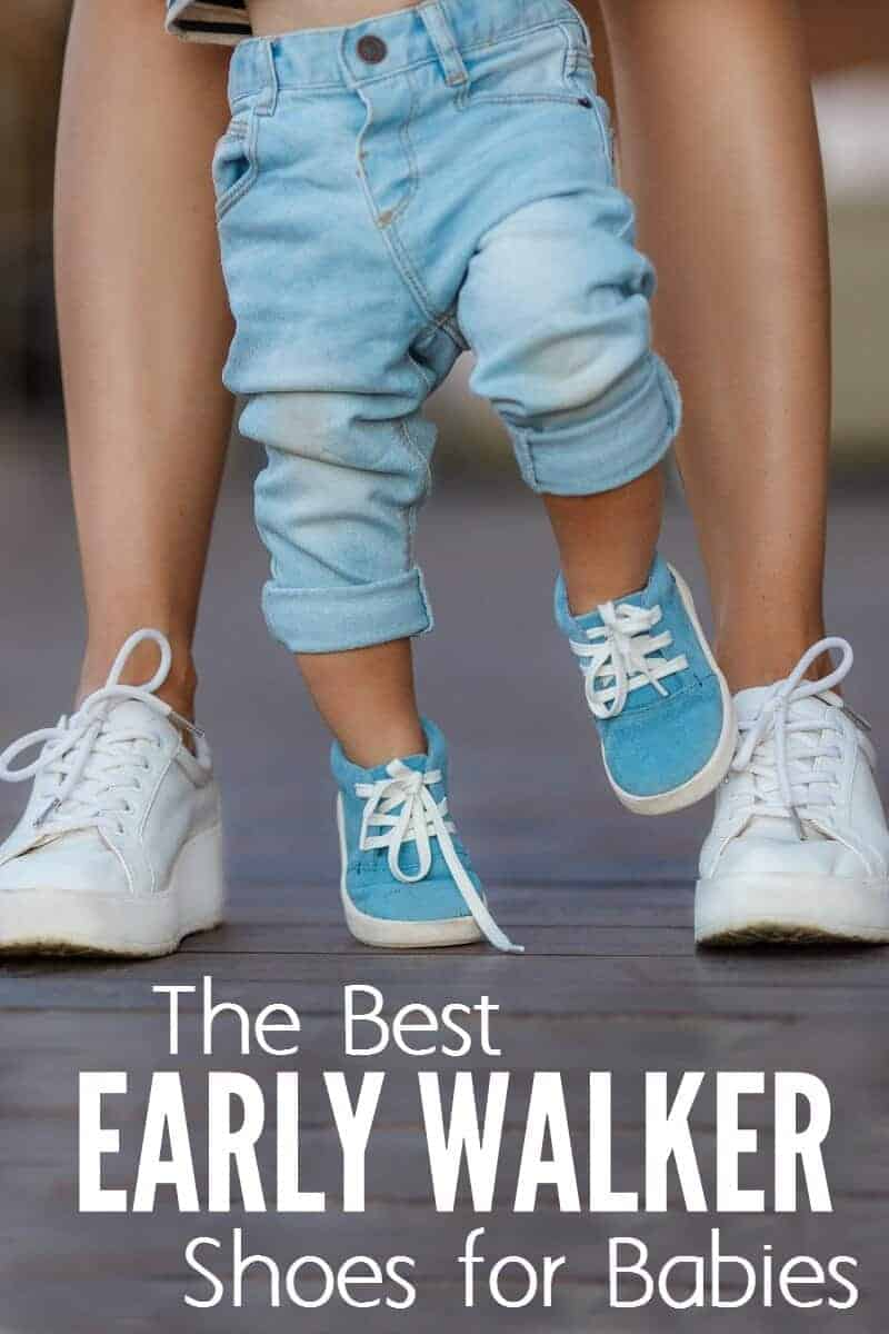 Best Early Walker Shoes for Babies