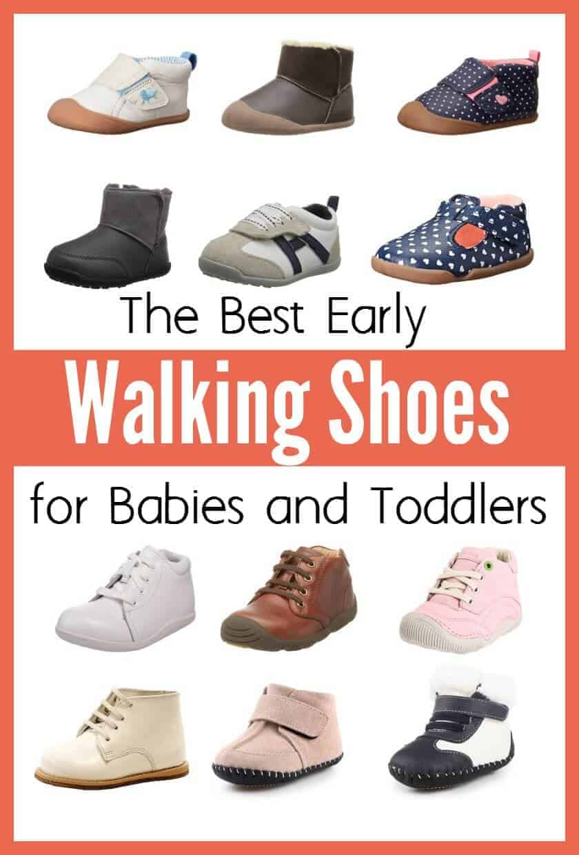 Best Shoes To Help Baby Start Walking