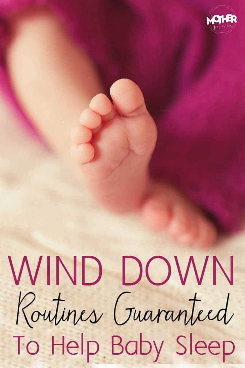 Does Your Baby Or Toddler Fight Sleep? Here Are Some Wind Down Routines  That Will