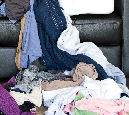 The (Non Obvious) Reason Your Home Feels Chaotic