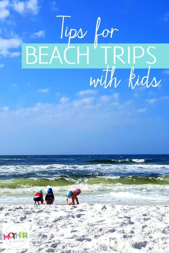 Tips for beach vacations and trips with small children. Tricks, inspiration, and things to see in Florida.